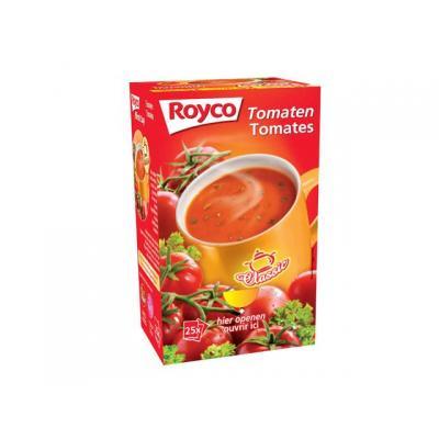 Royco voedingswaar: Minute soup Tomaat/ds 25 zk a 17 g