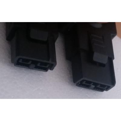 PowerWalker SA2-30 Cable for BP(H) S72T-12 Electriciteitssnoer - Zwart