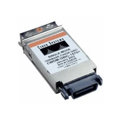 Cisco media converter: 1000BASE-CWDM GBIC, 1570 nm