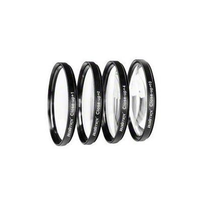 Walimex camera filter: Close-up Macro Lens Set 55 mm - Zwart