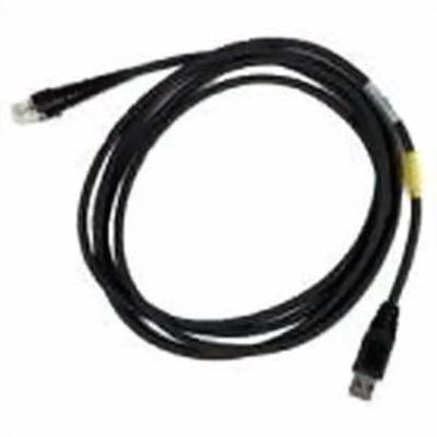 Honeywell CBL-500-300-S00 Barcodelezer accessoire - Zwart