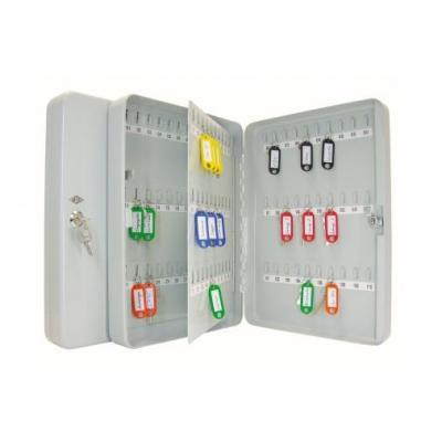 Wedo sleutelkast: Key Cabinet for 110 Keys, light grey - Grijs