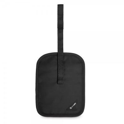 Pacsafe portemonnee: Coversafe V60 - Zwart