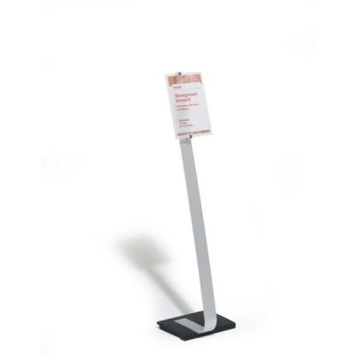 Durable : Crystal Sign Stand A4