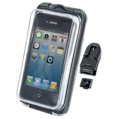 RAM Mounts RAM-HOL-AQ7-1NLU Mobile phone case - Zwart, Transparant