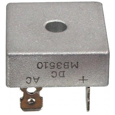Dc components component: Bridge rectifier square faston