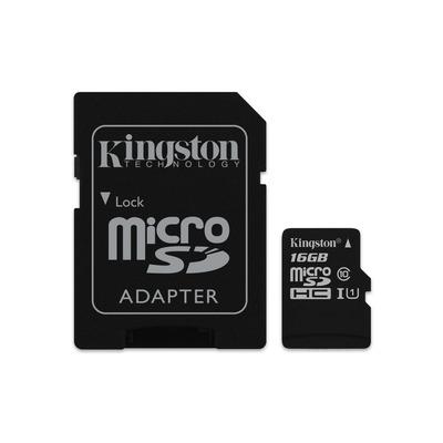 Kingston Technology SDCS/16GB flashgeheugen