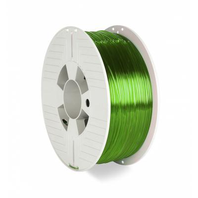 Verbatim 55057 3D printing material - Groen, Transparant