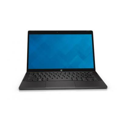 Dell laptop: Latitude 7275 - bundelvoordeel - GOOD - 8GB - 256SSD - Zwart