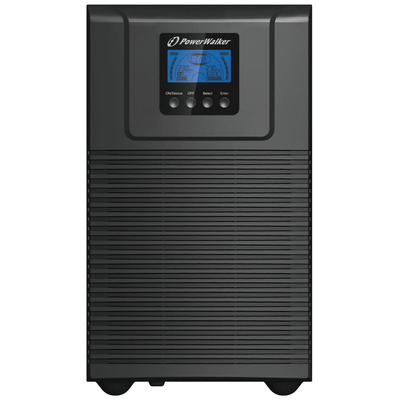 PowerWalker VFI 2000 TGB UPS - Zwart