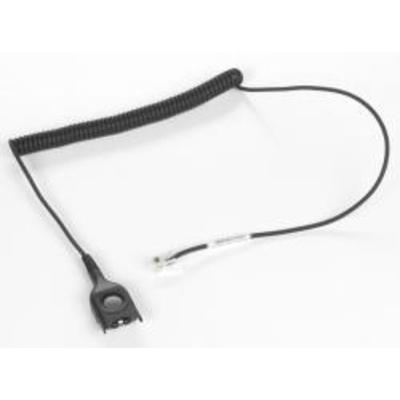 Sennheiser CLS 00 Telefoon kabel - Zwart