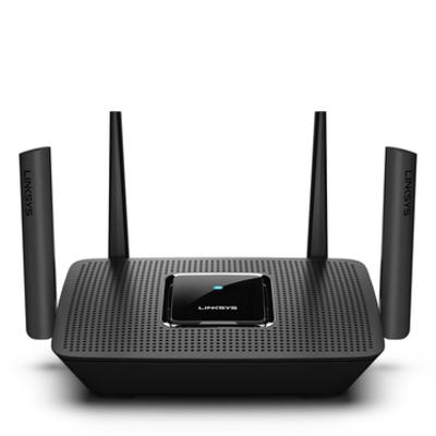Linksys MR8300 Wireless router - Zwart