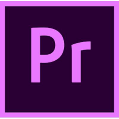 Adobe Premiere Pro CC Software licentie