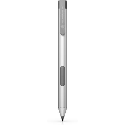HP actieve pen met reservetips Stylus - Zilver - Demo model