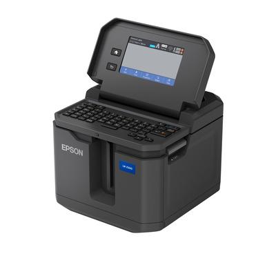Epson LabelWorks LW-Z5010BE AZ - AZERTY Labelprinter - Zwart,Blauw