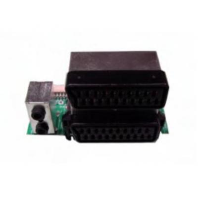 Acer Scart Board Computerkast onderdeel - Zwart, Groen