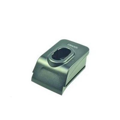 2-power oplader: Charging Plate 7.2/9.6/12/14.4V For Some Bosch , Black - Zwart