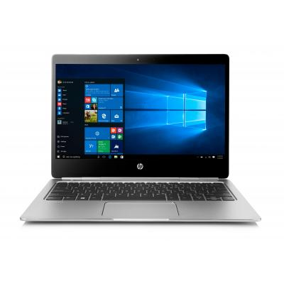 HP laptop: EliteBook Folio EliteBook Folio G1 notebook pc (ENERGY STAR) - Zilver (Demo model)