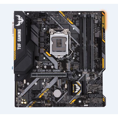 ASUS TUF B360M-PLUS GAMING Moederbord