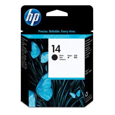 HP 14 zwarte Printkop