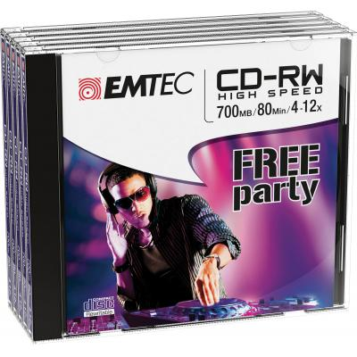 Emtec ECOCRW80512JC CD