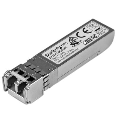 StarTech.com Juniper EX-SFP-10GE-LR compatibel SFP+ Transceiver module 10GBASE-LR 10 Gbps Single Mode .....