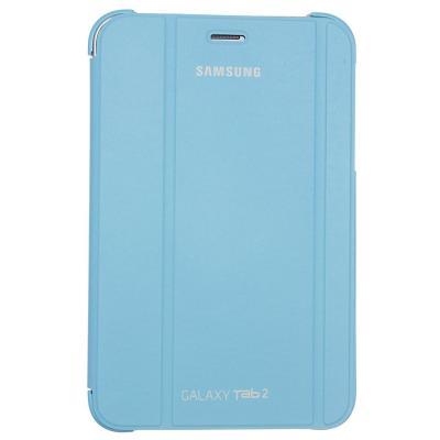 Samsung tablet case: EFC-1G5S - Blauw