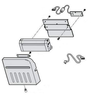 Intermec KIT CUTTER PD41 . Printing equipment spare part