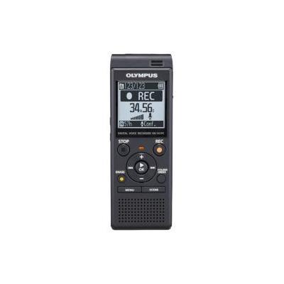 Olympus voice recorder: VN-741PC - Zwart