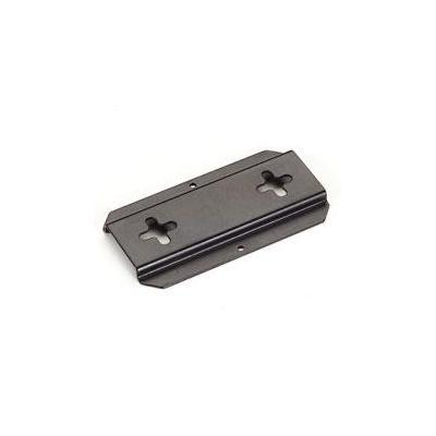 Black Box Wallmount Bracket for Media Converters Montagekit - Zwart