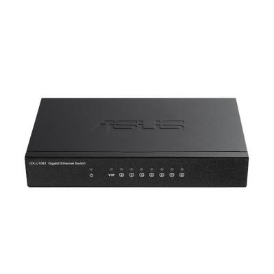 ASUS GX-U1081 Switch - Zwart