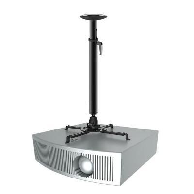 Newstar projector plafond&muur steun: De NM-BC75BLACK is een universele plafondsteun voor beamers en projectoren - .....