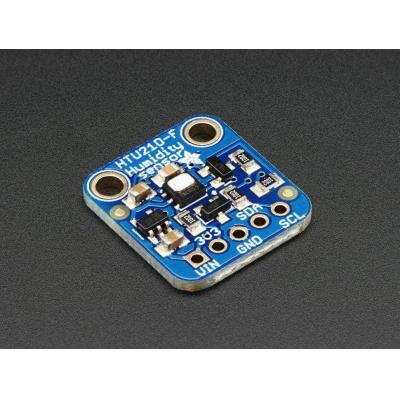 Adafruit : HTU21D-F Temperature/Humidity Sensor Breakout Board