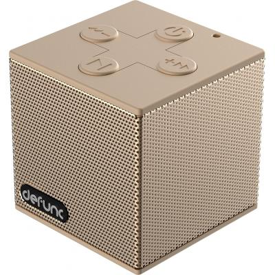 Defunc computerspeaker: BT Travel Speaker S - Goldish