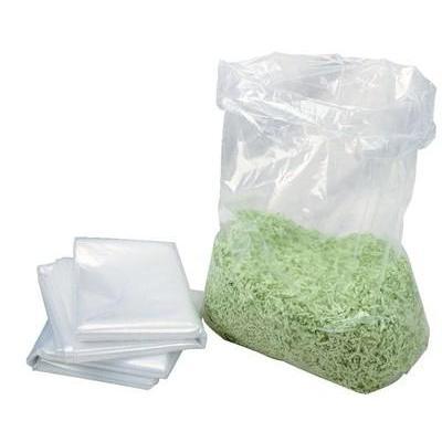 Hsm papier-shredder accesoire: Plasticzakken (100 stuks) - B22, B24, AF150, AF300, 420, 104.3, 105.3, 108.2 - .....