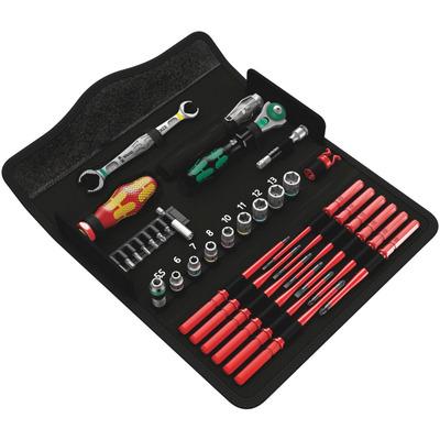 Wera KK W 1 Stopcontact & gereedschapset