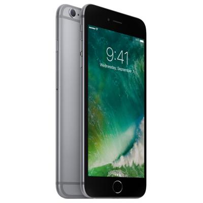 Apple smartphone: iPhone 6s Plus 32GB Space Grey - Grijs (Refurbished LG)