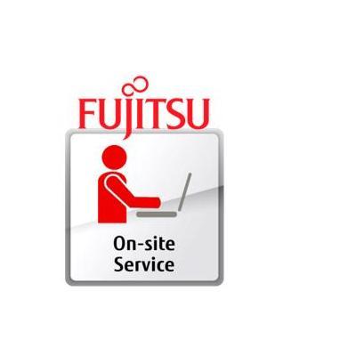 Fujitsu 3 years On-Site Service 9x5 next business day Garantie