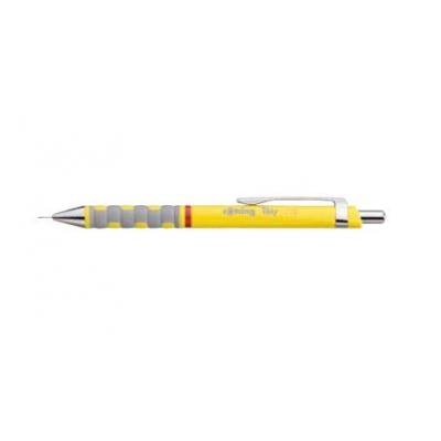 Rotring vulpotlood: yellow, HB, 0.7 mm - Geel
