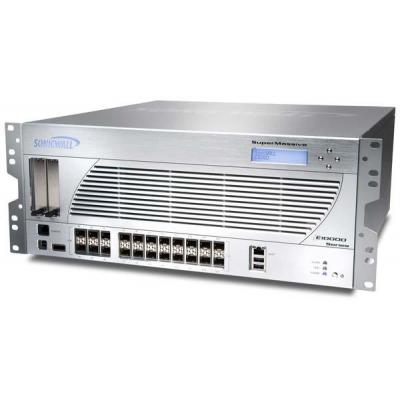 Dell firewall: SonicWALL SuperMassive E10200