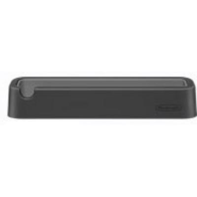 Nintendo spel accessoire: New 3DS XL Charging Cradle - Zwart