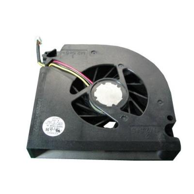 Dell notebook reserve-onderdeel: System Fan for Vostro 1000 / Latitude 131L / Inspiron 6400/ E1505/ 1501 Laptops - Zwart