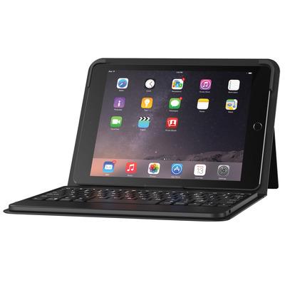ZAGG messenger folio mobile device keyboard - Zwart, QWERTY