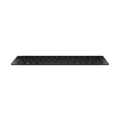 Hp notebook reserve-onderdeel: Keyboard (International), Black - Zwart