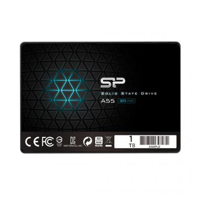 Silicon Power Ace A55 SSD - Zwart