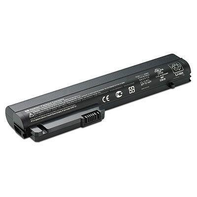 Hp batterij: Battery (Primary, XL) - 6-cell lithium-ion (Li-Ion), 2.8Ah, 55Whr - Zwart