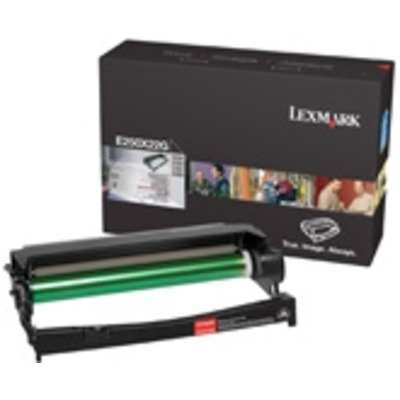 Lexmark E250, E35x, E450 30K photoconductor kit Kopieercorona - Zwart