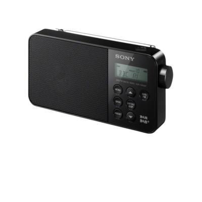 Sony radio: XDR-S40 DAB+/DAB/FM digitale radio - Rood