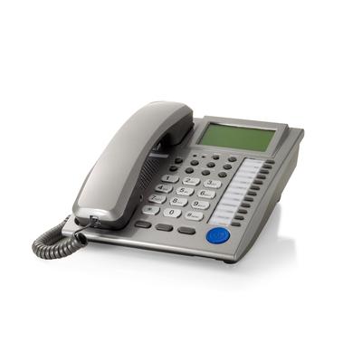 LevelOne VOI-7010 IP telefoon - Grijs