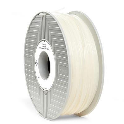 Verbatim 3D printing material: Pet-filament van 1,75 mm - transparant - Wit
